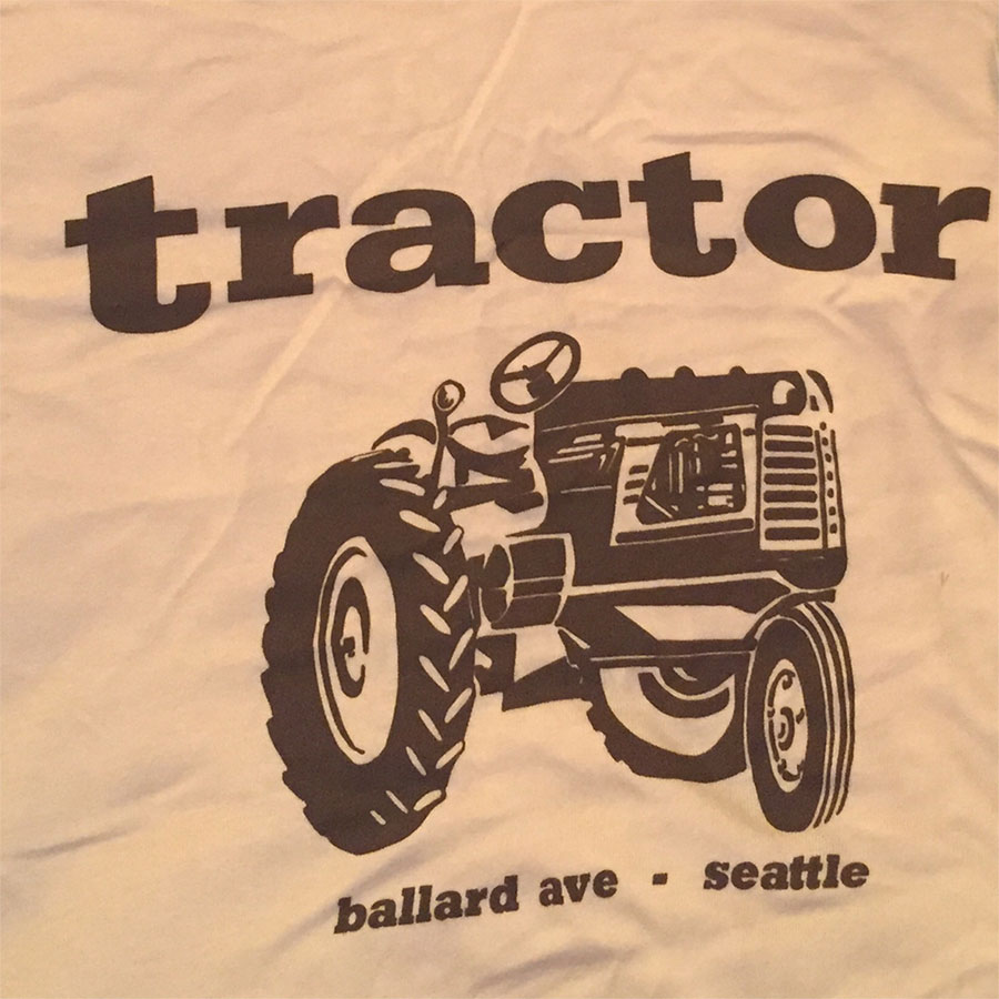 Tractor Ladies Tan